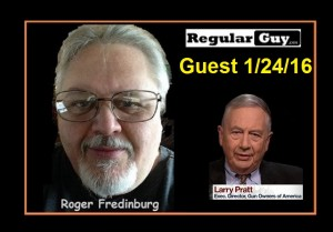 guest Larry Pratt